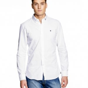 skjorte hvid