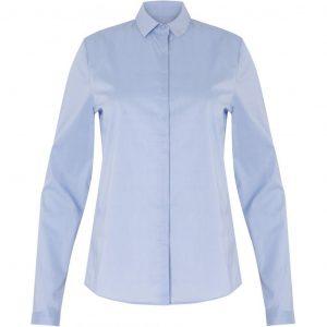 Skjorte blå