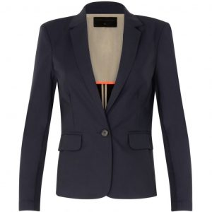 Suit jacket blue