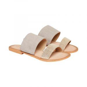 Cream Irina sandal