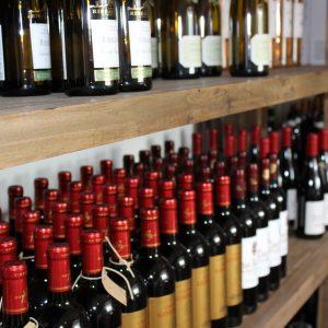 Vin & delikatesser