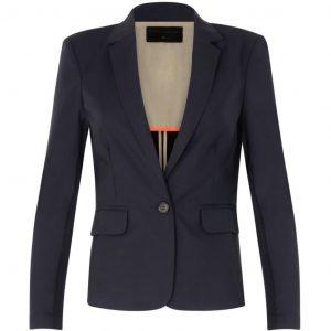 Suit jacket blue