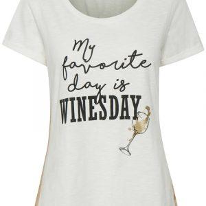 Cream Winesday